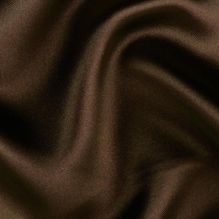 Kaslen Chronos Blackout Drapery Fabric Chocolate