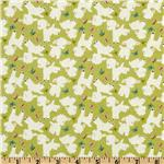 Woodland Tails Lamb Green