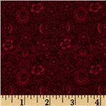 217969 Tone on Tone Roses Red