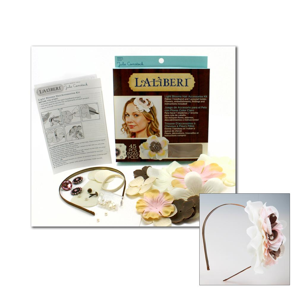 Laliberi Light Blossoms Hair Accessory Kit