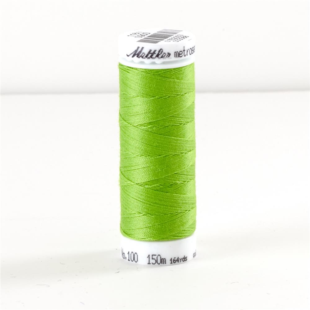 Mettler Metrosene Polyester All Purpose Thread Bright Mini