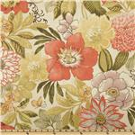 UI-982 Swavelle/Mill Creek Indoor/Outdoor Jolene Floral Ivory
