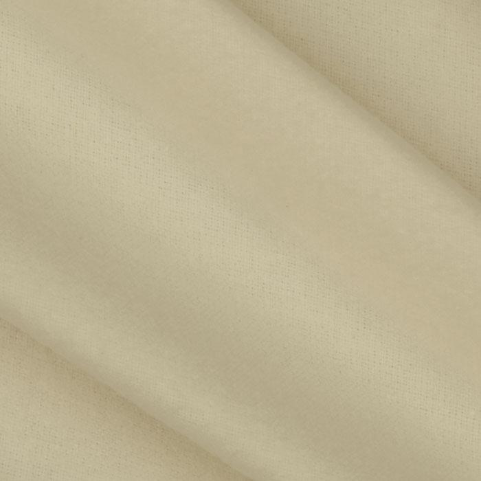 Kaufman Flannel Solid Ivory