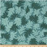 Mountain Majesty Fern Sky Blue