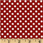 FN-977 Spot On Mini Dots Red
