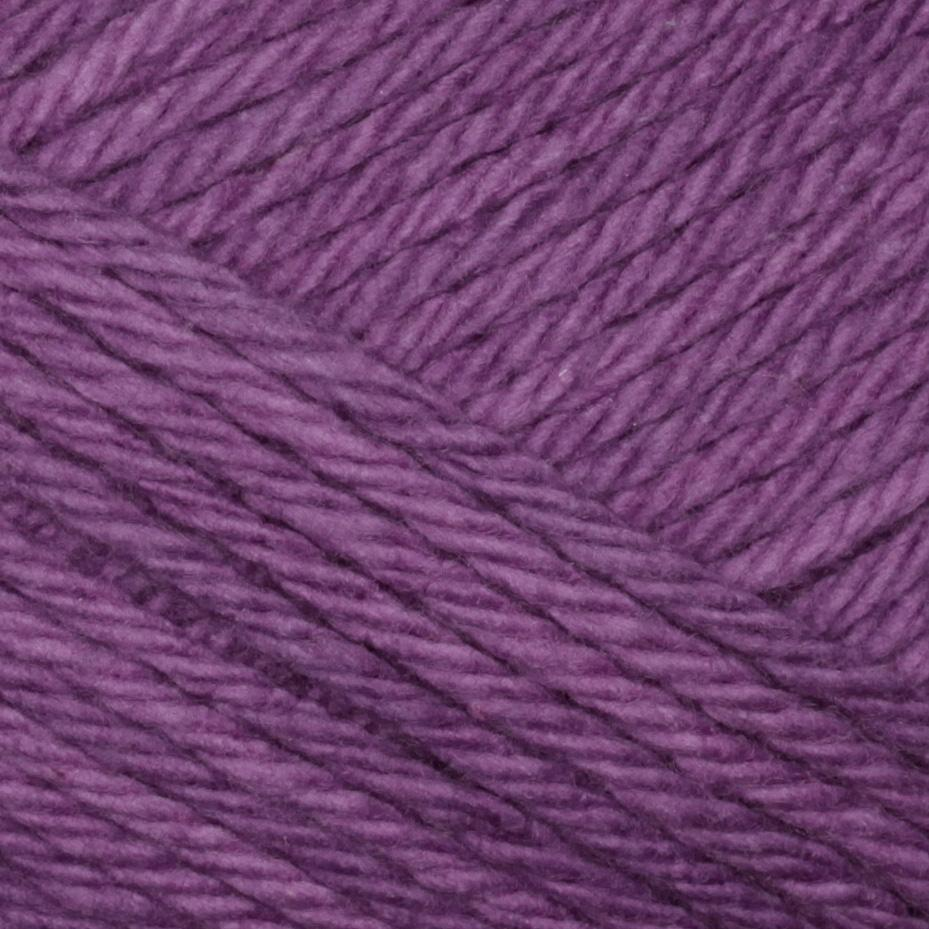 Lion Brand Lion Cotton Yarn (147) Purple