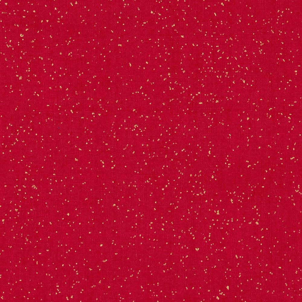 Patriotic Pop Metallic Diamond Dust Red