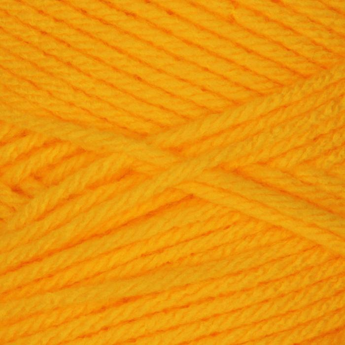 Bernat Super Value Yarn (00608) Bright Yellow
