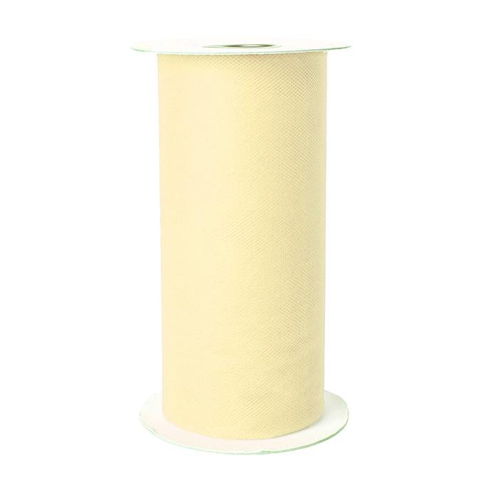 Tulle Spool Maize