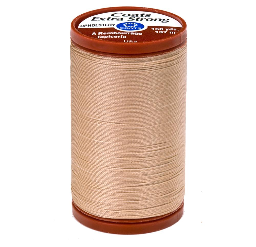 Coats & Clark Specialty Thread Upholstery 150yds Hemp