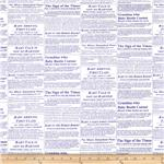 0262750 Baby Business Newspaper Purple