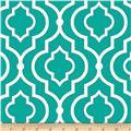 Swavelle/Mill Creek Indoor/Outdoor Starlet Teal