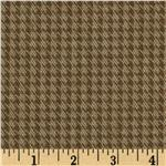 DY-718 Premier Prints Murphy Houndstooth Blend Kelp/Flax