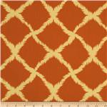 Tempo Diamond Ikat Orange