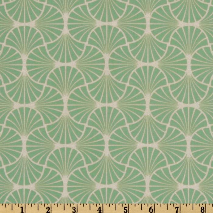 Joel Dewberry Home Decor Heirloom Empire Weave Jade