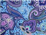 Printz Felt 9'' x 12'' Craft Cut Paisley