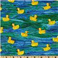 10 Little Rubber Ducks Toss Ocean