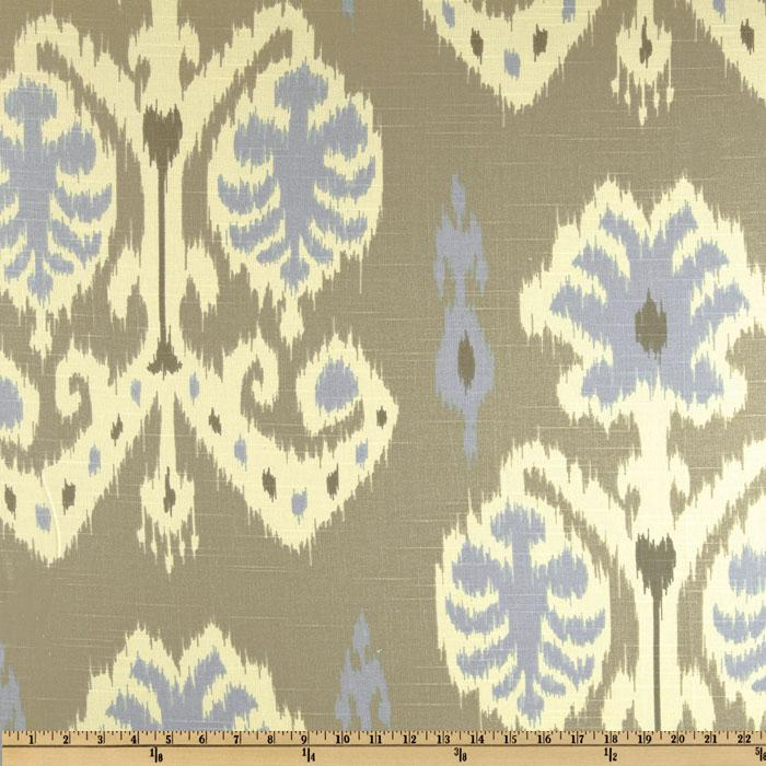Home Accents Caftan Ikat Dove Grey