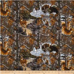Realtree Moonlight Night Grey