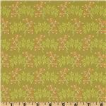Moda Tapestry Sangria Pear Green