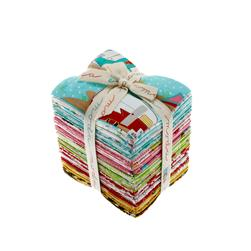 Moda Glamping Fat Quarter Assortment