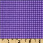 0279933 Halloween Masquerade Plaid Dark Purple