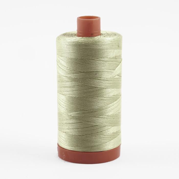Aurifil Quilting Thread 50wt Silver White