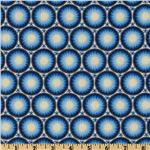 FO-735 Mandi Medallion Blue