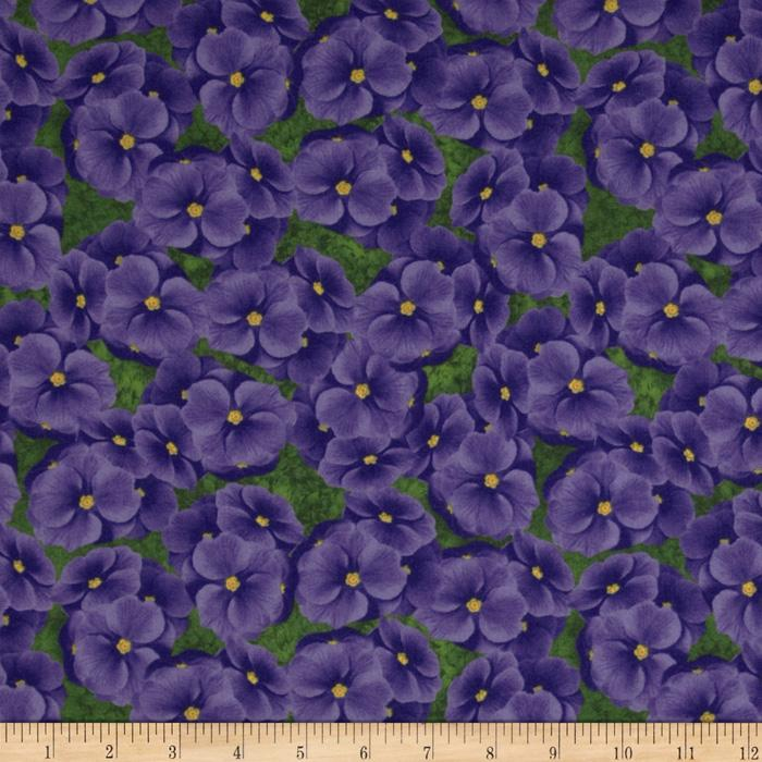 Primrose Path Primrose Allover Purple