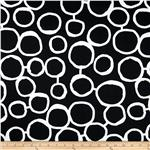 0278243 Premier Prints Free Hand Black/White