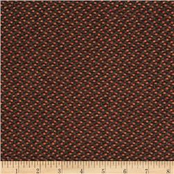 Diversitex Bond Tweed Orange/Brown