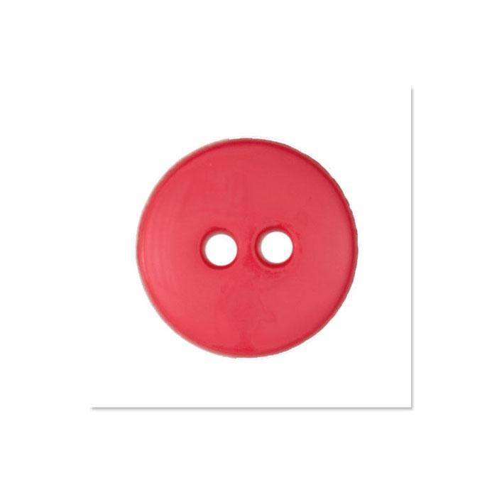 Colors by Favorite Findings 5/8'' Buttons 20/Pack Coral