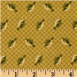 0273289 Pride and Purpose Tossed Feathers Olive Green
