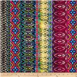 Michael Miller Silk Road Stripe Multi