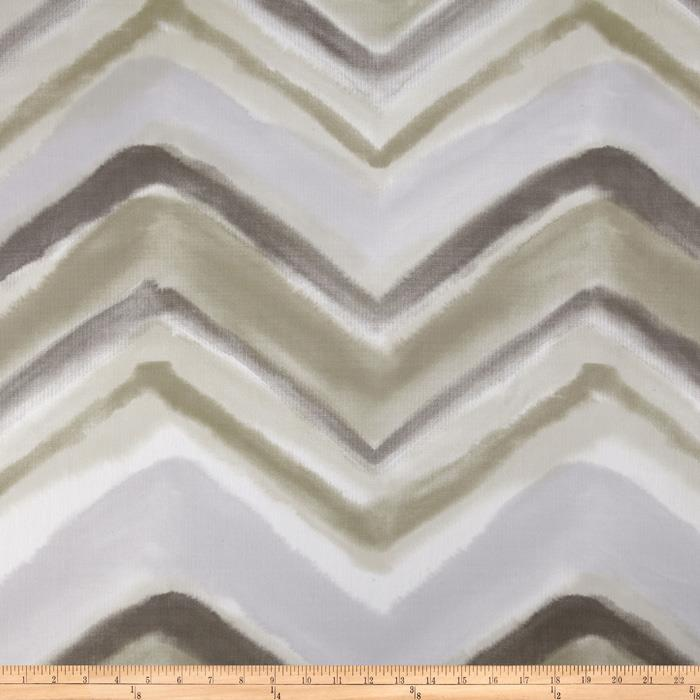 Kaslen Janna Sateen Chevron Natural