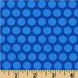 Tonal Dots Blue