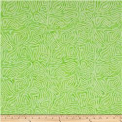 Tonga Batiks Sugar Wrinkles Pacific Green