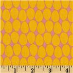 204506 Frippery Eggs Allover Pink/Yellow