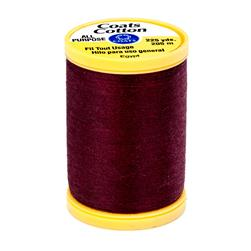 Coats & Clark General Purpose Cotton 225 yd. Maroon