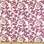 229368 Waverly Angelique Twill Plum