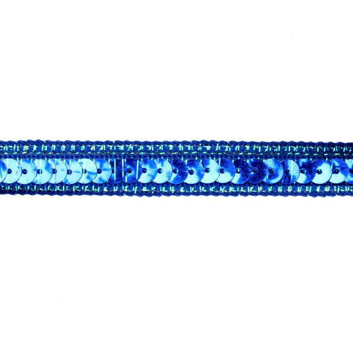 1/2&#39;&#39; Sparkle Edge Sequin Trim Royal