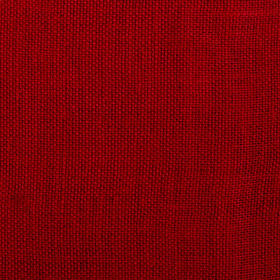 47&quot; Shalimar Burlap Barn Red