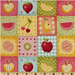 219782 Funky Fruit Fruit Patch Multi