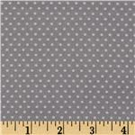 212028 Riley Blake Willow Dot Grey