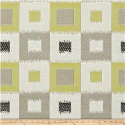 Claridge Square Jacquard Silver