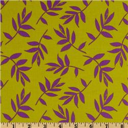 Sleeping Beauty Tossed Leaf Purple