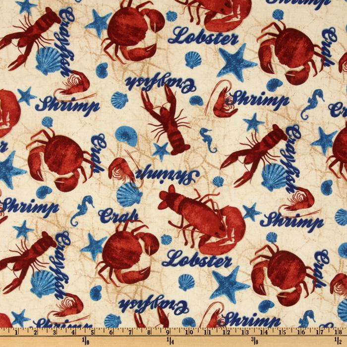 Bayshore  Collection Lobsters Nautical