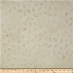 Artisan Batiks Color Source Pastel Leaves Cream