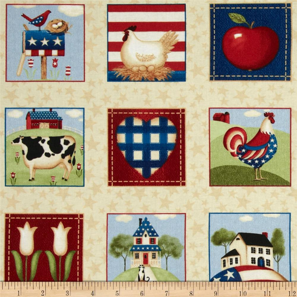 From the Heartland Sampler Multi