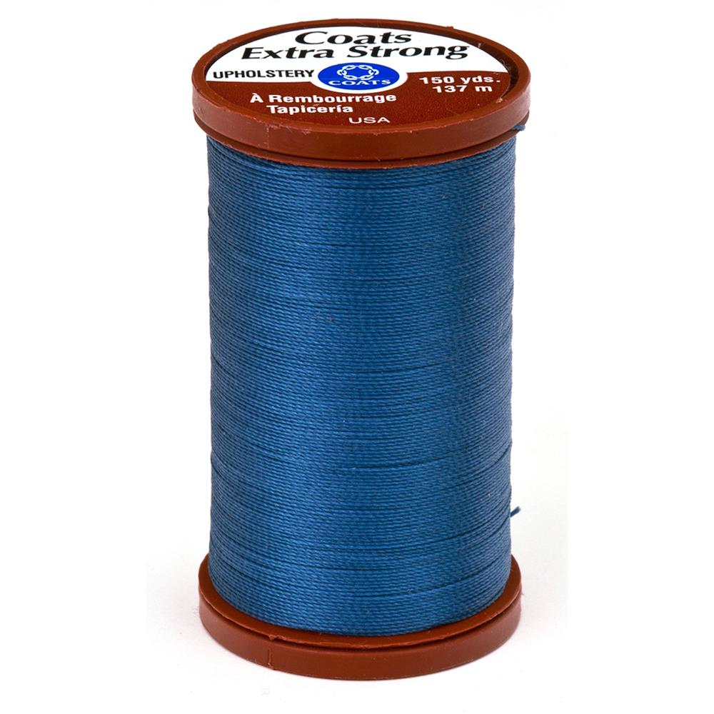 Coats & Clark Specialty Thread Upholstery 150yds Soldier Blue